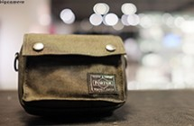 【相機包】Nikon X Porter Shoulder Pouch Mini 相機包