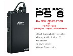 Nissin Power Pack PS8 for Canon (公司貨)