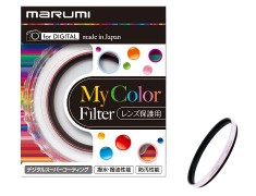 Marumi My Color Filter 彩色保護鏡 粉紅色 52mm