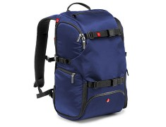 Manfrotto Advanced Travel Backpack 專業級旅行後背包 藍色
