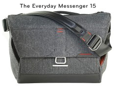 Peak Design Everyday Messenger 魔術使者 15吋 灰色