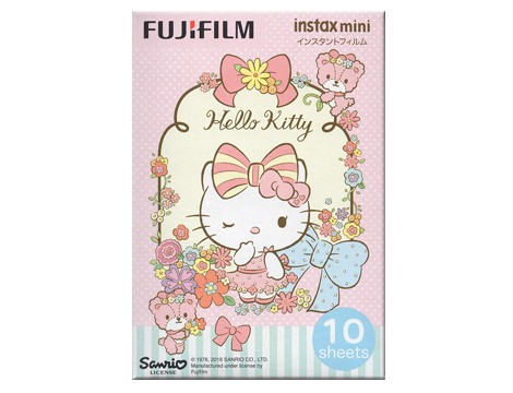 FUJIFILM instax mini  Hello Kitty 奇蒂貓〔2016港版〕拍立得底片