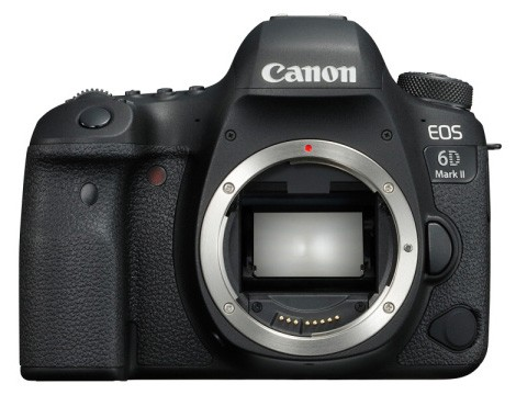 Canon EOS 6D Mark II Body〔單機身〕公司貨