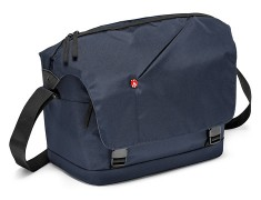 Manfrotto NX Camera Messenger 開拓者郵差包 藍色