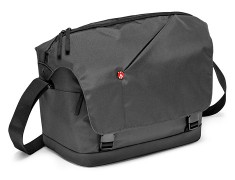 Manfrotto NX Camera Messenger 開拓者郵差包 深灰色