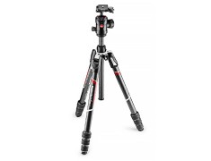 Manfrotto Befree Advanced〔MKBFRTC4-BH〕碳纖維三腳架套組