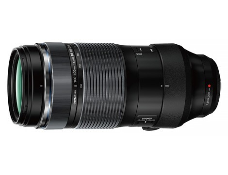 Olympus M.ZUIKO DIGITAL ED 100-400mm F5-6.3 IS 公司貨【接受預訂】