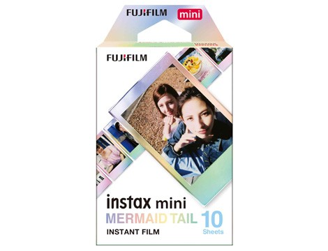 Fujifilm Instax Mini Film Mermaid Tail﹝美人魚﹞ 拍立得底片